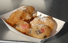 Fried Jelly Beans at The Big E!