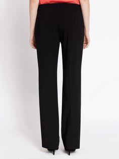 Straight Leg Suit Pant | Portmans