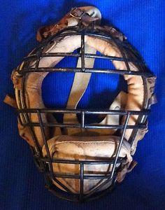 Baseball Catcher S Mask Game Room Sport Bar