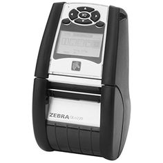 """Zebra Technologies Corporation - Zebra Qln220 Direct Thermal Printer - Monochrome - Portable - Label Print - 1.90"""" Print Width - 4 In/S Mono - 203 Dpi - Wireless Lan - Usb - Serial - Battery Included - Lcd """"Product Category: Printers/Label/Receipt Printers"""". <p>Trust these drop-resistant mobile printers to improve efficiencies throughout operations-in the warehouse, shipping and receiving and merchandising. Quickly and easily print barcode labels, receipt."""
