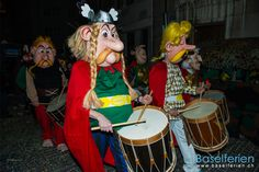 Basel, Carnival, Tuesday, Carnavals