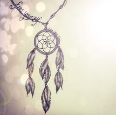 Dream-catcherdrawing - color me creative