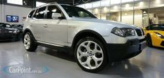2004 BMW X3 E83 Steptronic