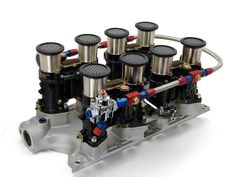 Weber Induction System For Ford 351 Windsor, I want this so bad, it's pure sex! Mustang Parts, Ford Mustang, Shelby Mustang, 87 Chevy Truck, Ford Trucks, Ford 351, Mustang Interior, Crate Engines, Ford Fairlane
