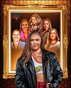 Ronda Rousey Ronda Rousey Wwe, Ronda Jean Rousey, Wwe Funny, Wwe Pictures, Wwe Female Wrestlers, Wwe Girls, Wwe Champions, Wrestling Wwe, Wwe Womens