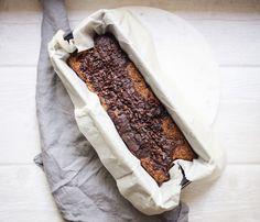 Veganes Bananenbrot mit Schokoladen-Swirl – Iris Knox