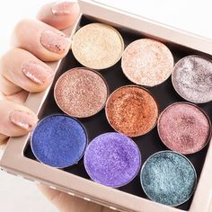 Makeup Geek's new Foiled Eyeshadows are now available online for purchase! For more details visit www.makeupgeek.com/store.