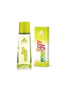 Adidas Fizzy Energy 75ML EDT (L) SP - Adidas Fizzy Energy is an energetic, vibrant, modern and youthful fragrance for women,