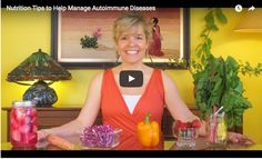 Diet can have a huge effect on the symptoms of lupus and other autoimmune diseases and certain foods can often trigger flares.