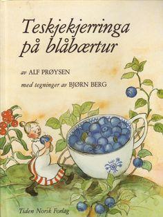 Teskjekjerringa - Alf Prøysen