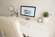 Bedroom Tour // Blogging Space