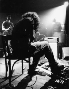 Seems best to start this board with my favorite band, Godspeed You! Black Emperor. The kings of the genre! Beautiful, moving, atmospheric, ambitious!