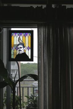 Bekijk dit items in mijn Etsy shop https://www.etsy.com/nl/listing/538754661/nikola-tesla-stained-glass-panel
