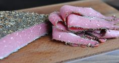 Pastrami aus Rinderbrust (Beef Brisket)