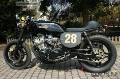 1981 Honda  CAFE RACER! CB 900 Boldor harley triumph ducati Motorcycle Motorcycle photo