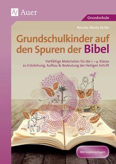 Grundschulkinder auf den Spuren der Bibel - Buch