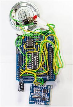 Arduino Talking Clock