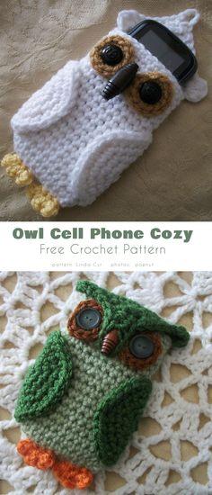 Crochet Cozy, Crochet Gifts, Free Crochet, Crochet Bags, Yarn Projects, Crochet Projects, Sewing Projects, Crochet Patterns, Knitting Patterns
