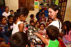 Prefeitura de Boa Vista promove Baú de Histórias em Casas Mãe #pmbv #prefeituraboavista #boavista #roraima #educação #educacao
