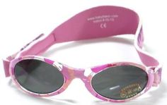 Adventure BanZ Baby Sunglasses, Pink Diva Camo, Years - Baby Banz Adventure Banz Baby - Pink Diva Camo Adventure BanZ improve on our Original Baby Banz by adding an embedded silicone nose and brow piece for added comfort! Baby Banz were origina Camo Sunglasses, Kids Sunglasses, Sunglasses Accessories, Summer Sunglasses, Little Ones, Little Girls, Baby Girls, Baby Girl Accessories, Pink Camo