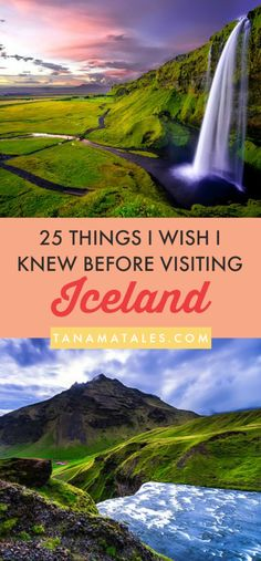 #Iceland – Things to Do and #Travel Tips – Even though the number of visitors to Iceland is increasing and information about the country is posted every second, I was stunned by all the situations and circumstances I had to face during my visit. And, on my trip, I visited popular places such as #Reykyavik, the Golden Circle and the South Coast (not out off -the-beaten-path at all). Here are 25 things I wish I knew before visiting Iceland. Read before you go Iceland Travel Tips, Europe Travel Tips, Travel Articles, European Travel, Travel Goals, Budget Travel, Guide To Iceland, Travel Abroad, Travel Ideas