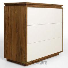 Lemari Laci Minimalis Jati   Indo Furniture