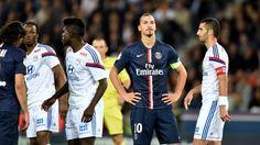 #OLPSG : l'image qui donne raison à l'arbitre sur le #penalty de #Zlatan à retirer