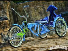Nino Malo Lowrider Bike - Lowrider Magazine