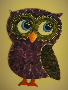 owl painting no.2