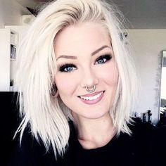Blond polaire : 37 photos qui vont vous faire craquer !