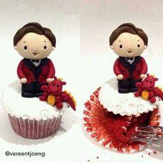 Red Velvet Cumbercupcake ★ courtesy of @Vereen Lagden Lagden Lagden Lagden Tjoeng ♥