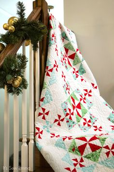 Winter Wonderland Photoshoot! - Fat Quarter Shop's Jolly Jabber