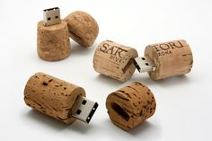 Amazing wine cork transformations here to inspire.