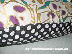 - Almofada dupla face em tecido 100% algodão , com zíper invisivel para retirada de capa; - Recheio de fibra siliconada. R$60,00