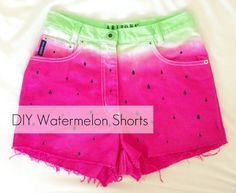 40 Brilliantly Easy Summer Shorts You Can DIY