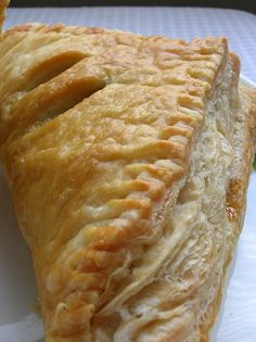 made this yesterday cheated and used store bought puff pastry. Apple Recipes, Baking Recipes, Sweet Recipes, Pillsbury Recipes, Just Desserts, Delicious Desserts, Yummy Food, Apple Desserts, Puff Pastry Recipes