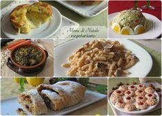 MENU DI NATALE VEGETARIANO, 10 RICETTE #Natale #vegetariano #ricetta #menu #Christmas #Xmas #vegetarian #recipe #recipes #italianfood #italy #foodporn #ilchiccodimais http://blog.giallozafferano.it/ilchiccodimais/menu-di-natale-vegetariano-10-ricette/
