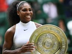 World number one Serena Williams beat German fourth seed Angelique Kerber to win a seventh Wimbledon and 22nd Grand Slam title. The American, 34, coped with a gusty wind on Centre Court to win 7-5 …