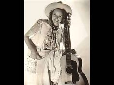 Patsy Montana - If I Could Only Learn To Yodel (c. 1947).