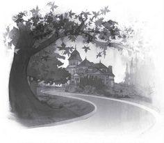 book 2 chapter 3 illustration - Tamara's house