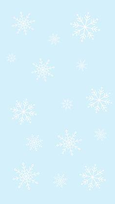 Snowflake Phone Wallpaper