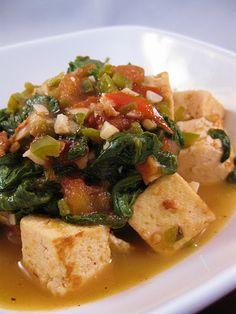 Coconut Lime Tofu