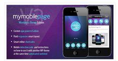 28 Awesome WordPress Mobile Themes & Templates