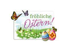 #Wandsticker #Ostern Fröhliche Ostern #Osterdeko