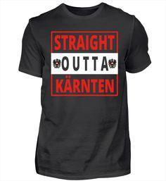 Straight outta Österreich Wien Austria T-Shirt Austria, Mens Tops, Fashion, Cotton, Wels, Moda, La Mode, Fasion, Fashion Models