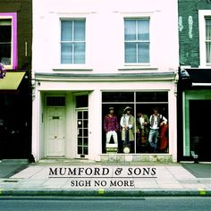 Mumford And Sons Sigh No More on Vinyl 2LP Sigh No More is the eagerly anticipated debut album from the London four piece, Mumford And Sons. Formed from the same West London scene that has given rise