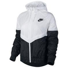 086a5b0b9d Nike WindRunner Asian Size Women s Jacket Windbreaker White   Black 726139  101 + in Clothing