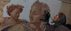 One of the 20 best films about art and artists. The Agony And The Ecstasy 1965. Charlton Heston