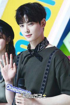 Astro : Cha Eun Woo
