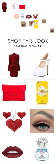 """""""Occasions"""" by ivieoww ❤ liked on Polyvore featuring Balmain, Givenchy, Kate Spade, Vince Camuto and Smith & Cult"""
